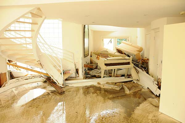 Flood and Water Damage Instant Alerts