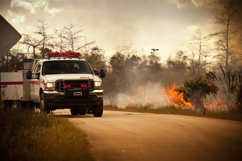 Emergency Fire Wildfire
